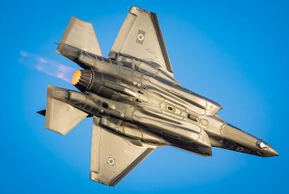 3-F-35-Israeli-Air-Force-flying